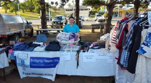 fundraising-stall-with-bridging-health-banner